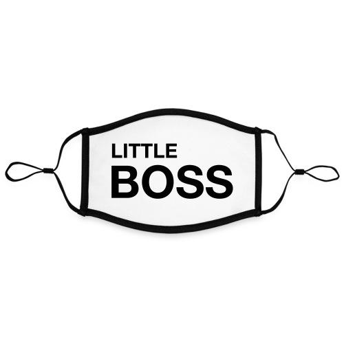 little boss 01 - Kontrastmaske, einstellbar (Large)