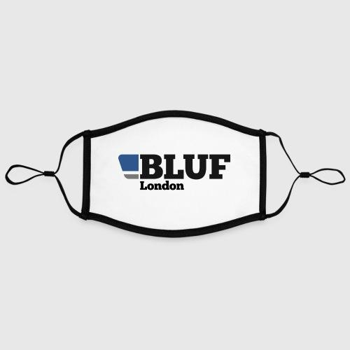 BLUF London - Contrast mask, adjustable (large)