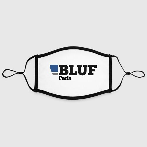 BLUF Paris - Contrast mask, adjustable (large)