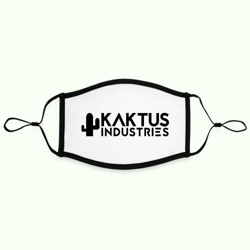 Kaktus Industries - Kontrastmaske, einstellbar (Large)