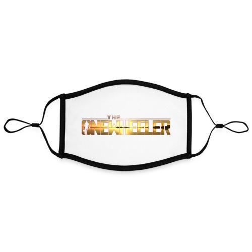 The OneWheeler Walk RED - Kontrastmaske, indstillelig (large)
