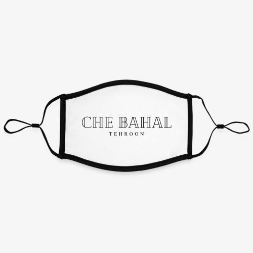 CHE BAHAL - Kontrastmaske, einstellbar (Large)