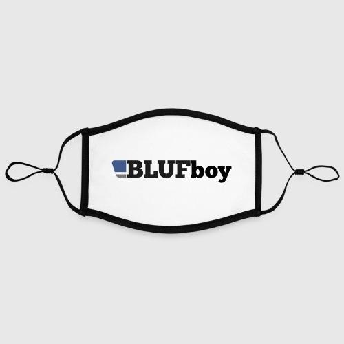 BLUF Boy - Contrast mask, adjustable (large)
