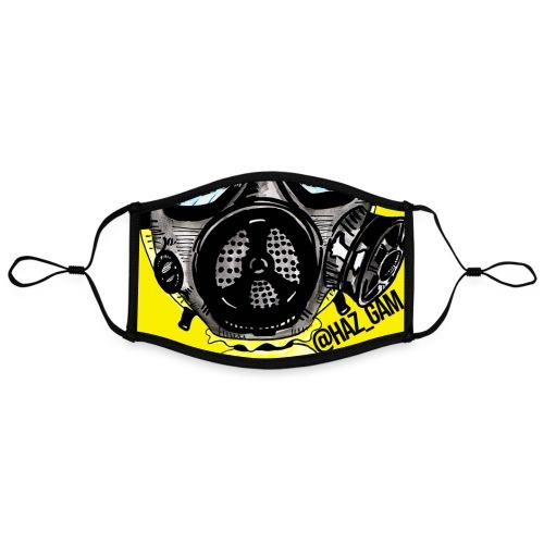 HAZARD_MASK - Contrast mask, adjustable (large)