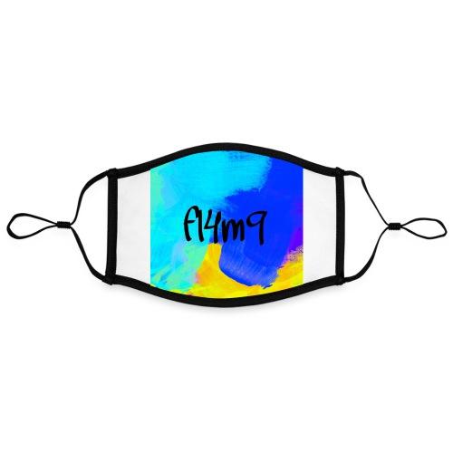 fl4m9 collection - Kontrastmaske, indstillelig (large)