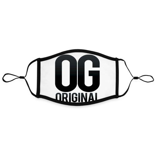 OG as original - Contrast mask, adjustable (large)