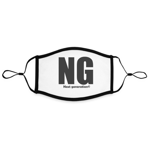 Next Generation - Mouthpiece - Contrast mask, adjustable (large)