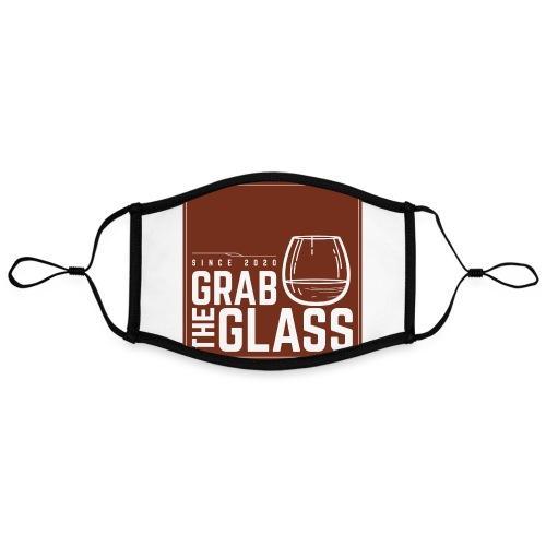 Grabtheglass LOGO - Kontrastmaske, einstellbar (Large)