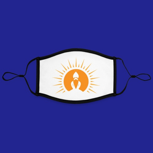 Guramylyfe logo white no text - Contrast mask, adjustable (large)