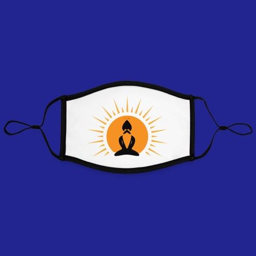 Guramylife logo black - Contrast mask, adjustable (large)