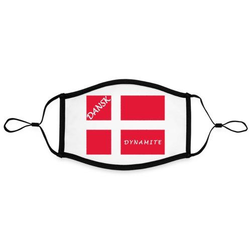 Dänemark 21.1 - Kontrastmaske, einstellbar (Large)
