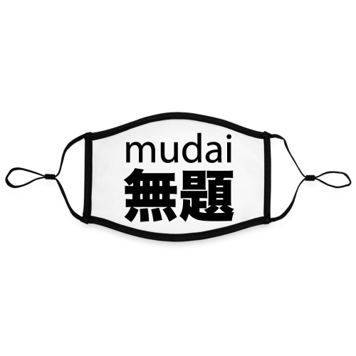 mudai brypolnysher - Kontrastmaske, einstellbar (Large)