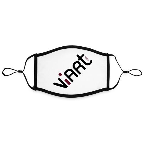 ViArt asbl Logo - Kontrastmaske, einstellbar (Large)