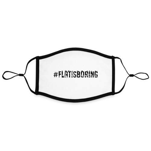 #FLATISBORING - Contrast mask, adjustable (large)