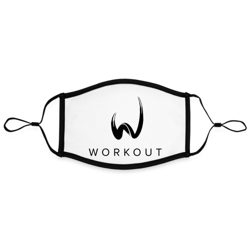 Workout mit Url - Kontrastmaske, einstellbar (Large)