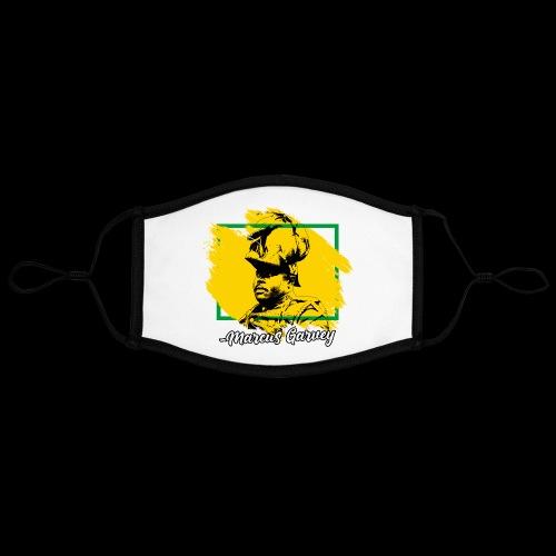 MARCUS GARVEY by Reggae-Clothing.com - Kontrastmaske, einstellbar (Large)