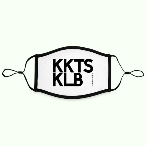 KKTS KLB - Kontrastmaske, einstellbar (Large)