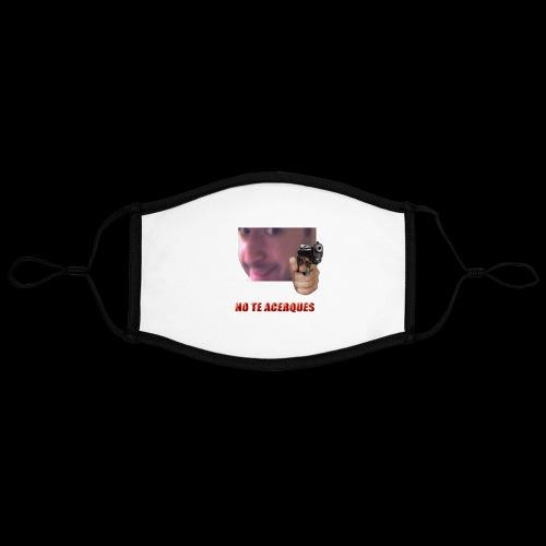 CoronaGames [PRODUCTO EDICION LIMITADA] - Mascarilla contraste, ajustable (grande)