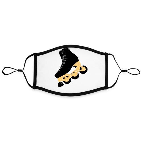 GH inline blackwithout - Masque contrasté, réglable (taille L)