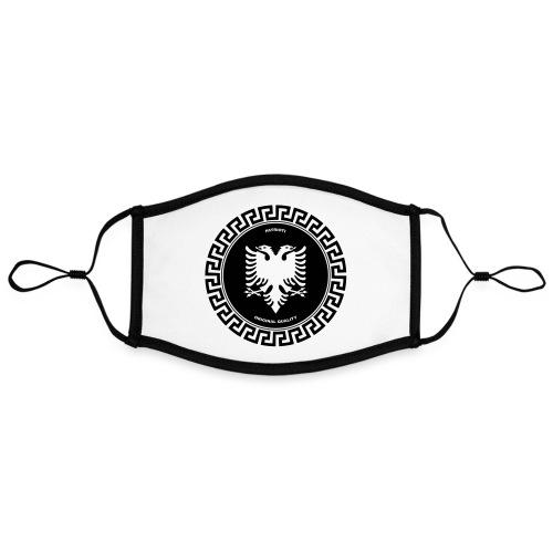 Patrioti Medusa - Kontrastmaske, einstellbar (Large)
