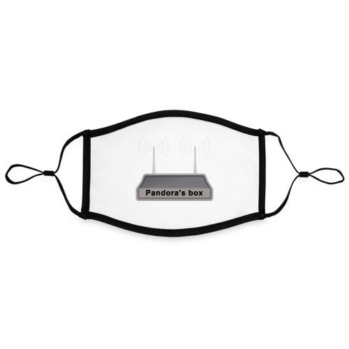 Pandora's box - Kontrastmaske, einstellbar (Large)