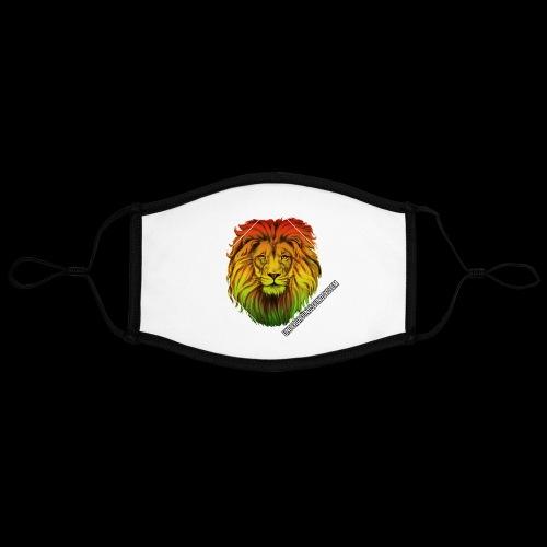 LION HEAD - UNDERGROUNDSOUNDSYSTEM - Kontrastmaske, einstellbar (Large)