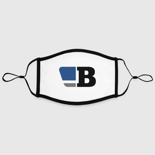 BLUF B - Contrast mask, adjustable (large)