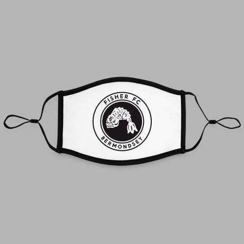 Fisher FC logo - Contrast mask, adjustable (large)