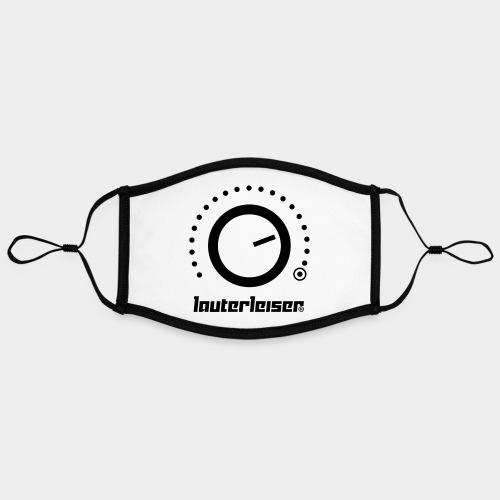 Lauterleiser ® - Kontrastmaske, einstellbar (Large)