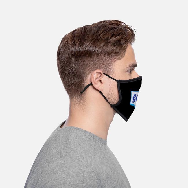 """Maske """"Grias di"""""""