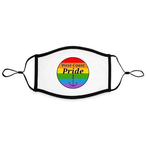 rainbow pride flag - Kontrastmaske, indstillelig (large)