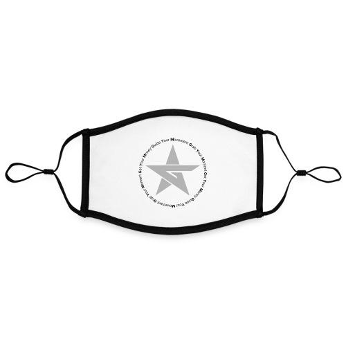 G Star Sweat Grey - Contrast mask, adjustable (large)