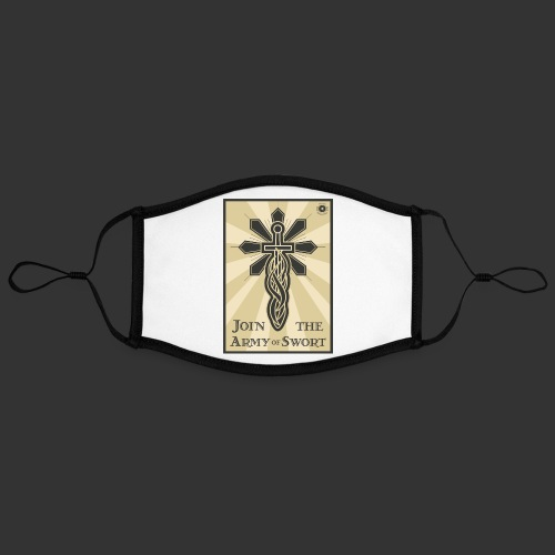 Join the army jpg - Contrast mask, adjustable (large)