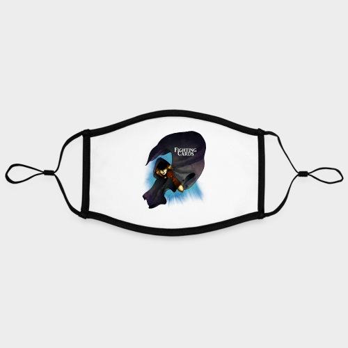 Fighting cards - Rodeur - Masque contrasté, réglable (taille L)