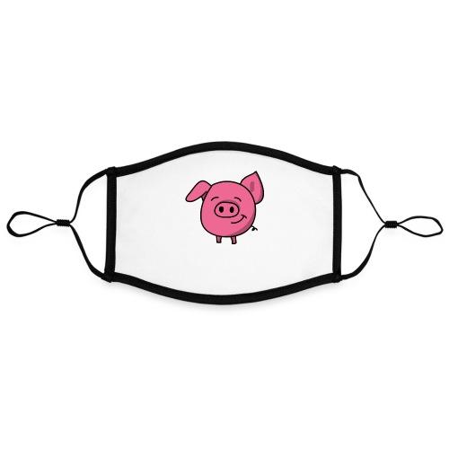 pig 2 png - Kontrastmaske, einstellbar (Large)