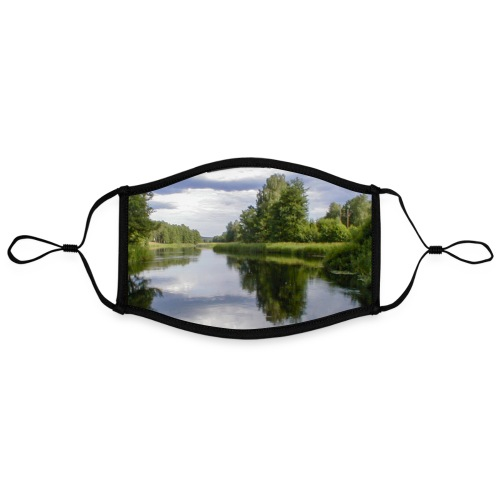 Emån - Kontrastmask, justerbar (large)