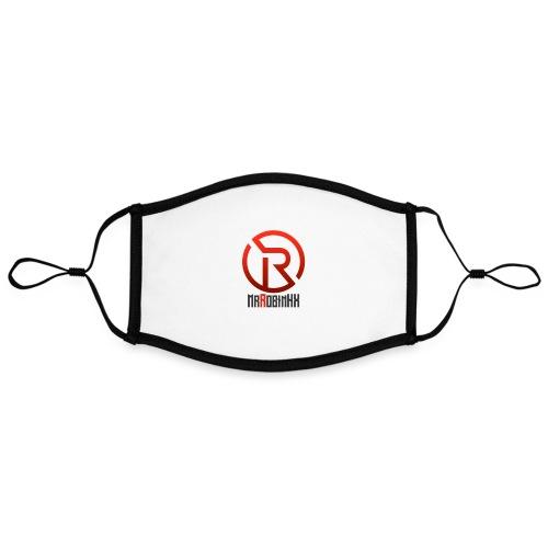 MrRobinhx - Kontrastmaske, kan innstilles (stor)