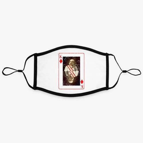 Kaiser Franz von Österreich spielkarte - Kontrastmaske, einstellbar (Large)