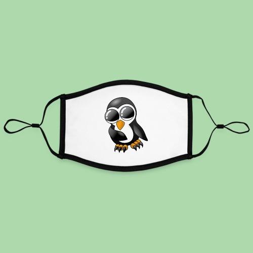 Pengu der keine Pinguin - Kontrastmaske, einstellbar (Large)