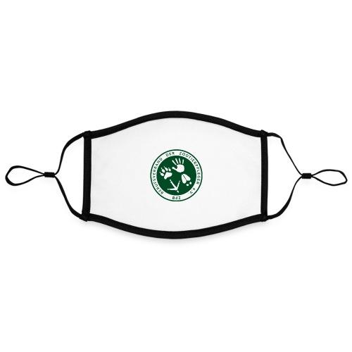 BdZ Logo - Kontrastmaske, einstellbar (Large)