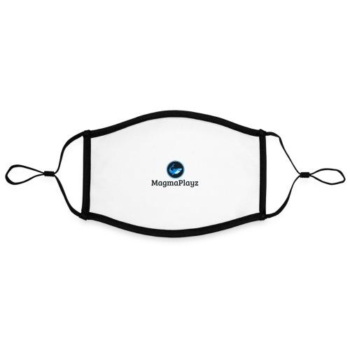 MagmaPlayz shark - Kontrastmaske, indstillelig (large)