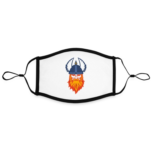 Viking Crafter's Merchandise - Kontrastmaske, indstillelig (large)