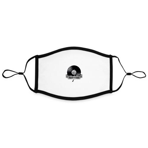 Badge - Contrast mask, adjustable (large)