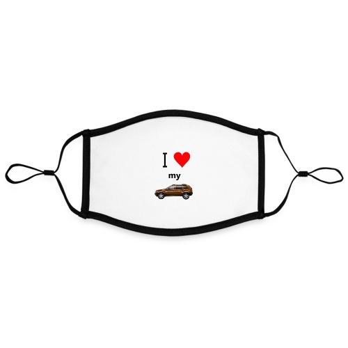 iloveduster2 - Kontrastmaske, einstellbar (Large)