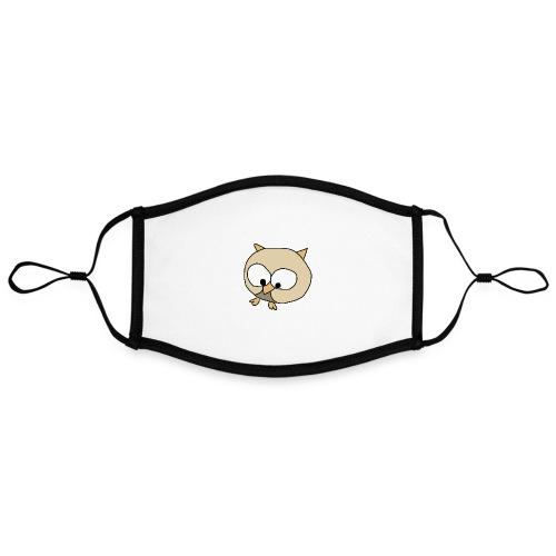 Uggla - Kontrastmask, justerbar (large)
