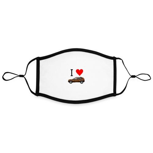 iloveduster - Kontrastmaske, einstellbar (Large)