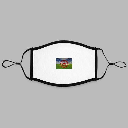 flagromaniinmydna - Kontrastmask, justerbar (large)