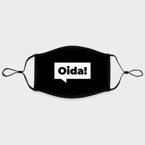 Maske Oida! - Kontrastmaske, einstellbar (Large)