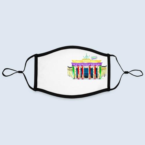 Neu! Brandenburger Tor/BerlinLightShow Collection - Kontrastmaske, einstellbar (Large)