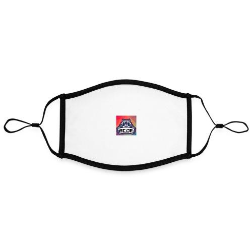 bcde_logo - Kontrastmaske, einstellbar (Large)